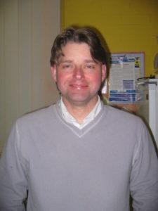 Steve Coxon Governor